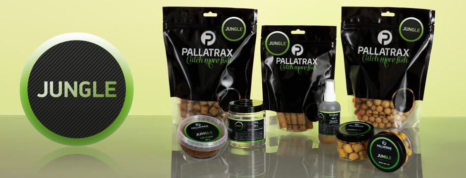 Pallatrax Jungle Bait Range