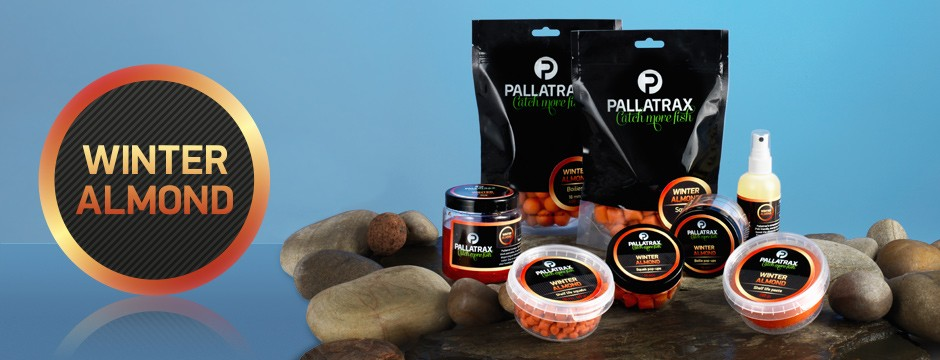 Pallatrax Winter Almond Shelflife Bait Range