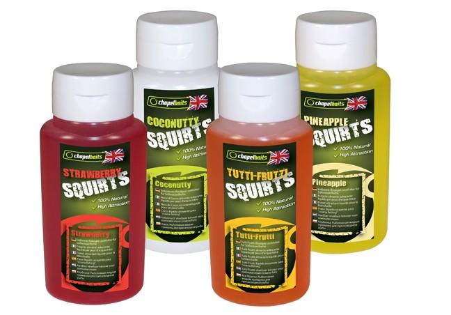 Spezielle Liquids und Sprays
