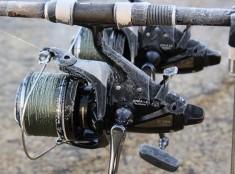 Rollen für das Karpfenfischen
