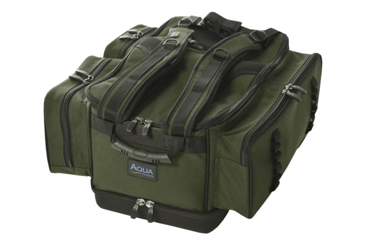 Aqua Products Deluxe Roving Rucksack Black Series