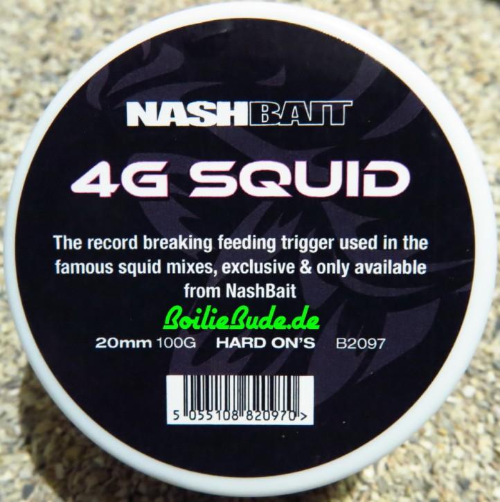 Nashbait 4G Squid Hard On´s 20mm