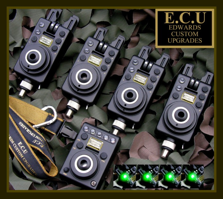 E.C.U. Compact Mk 1 Bissanzeiger mit grüner LED