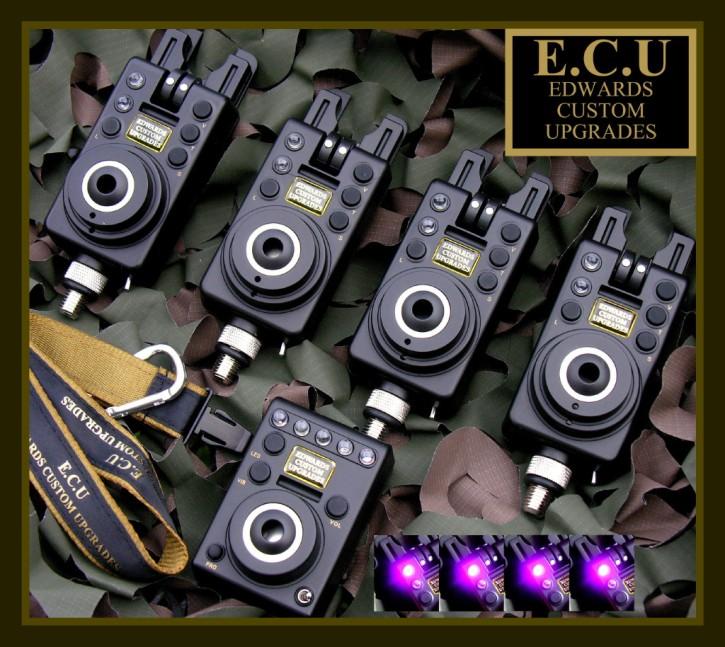 E.C.U. Compact Mk 1 Bissanzeiger mit purple LED