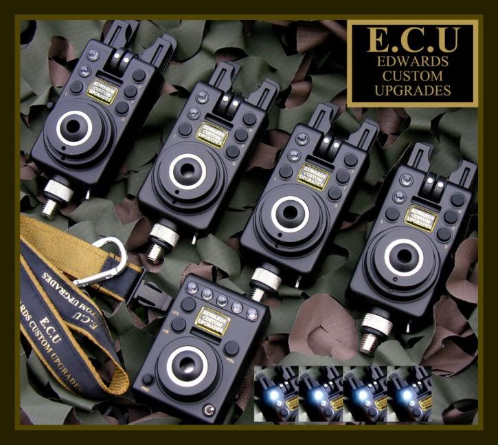 E.C.U. Compact Mk 1 Bissanzeiger mit weisser LED