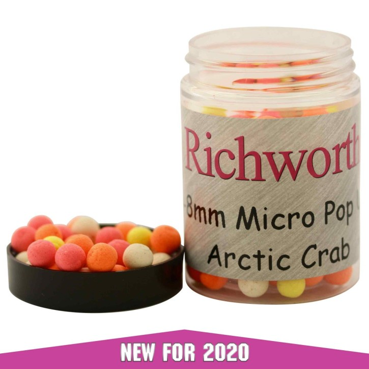 Richworth Arctic Crab Mini Pop Up´s 6mm - 8mm