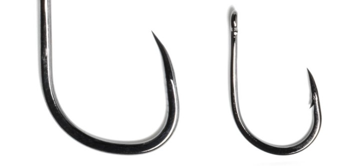 Pallatrax The Hook, Wide Gape Haken,barbed und barbless