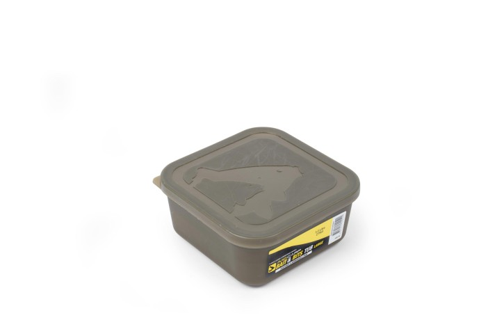 Avid Carp Bait Tub Medium with Lid & Divider
