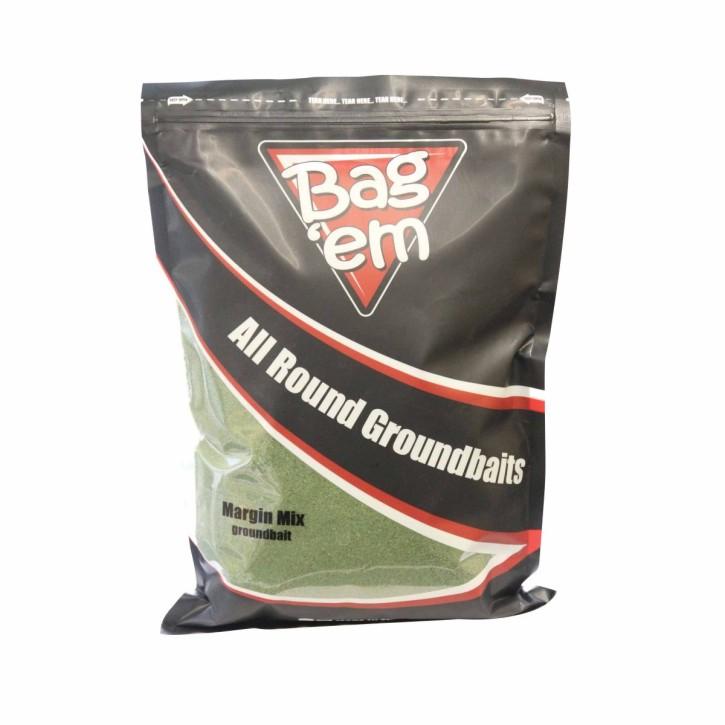 Bag`em Allround Groundbait Margin Mix, 2kg