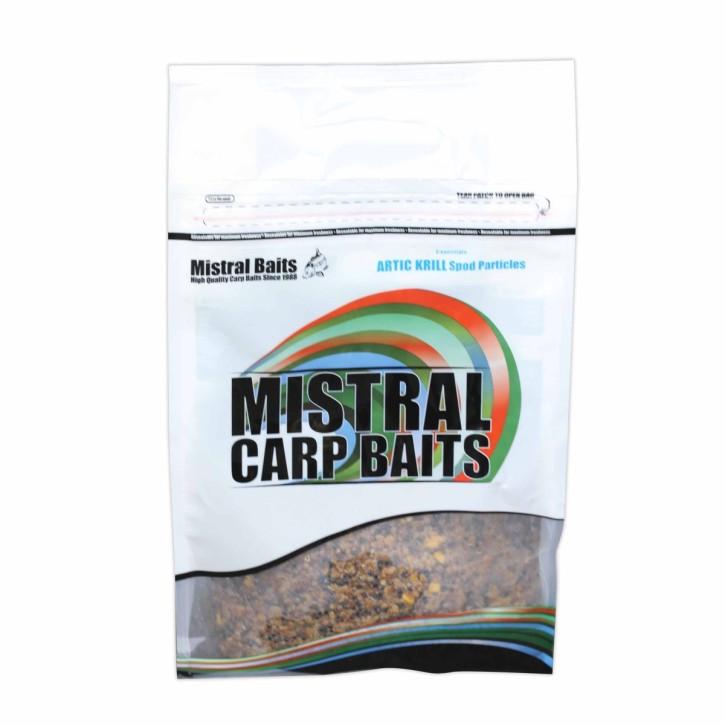Mistral Baits Arctic Krill Spod Particles, 4kg