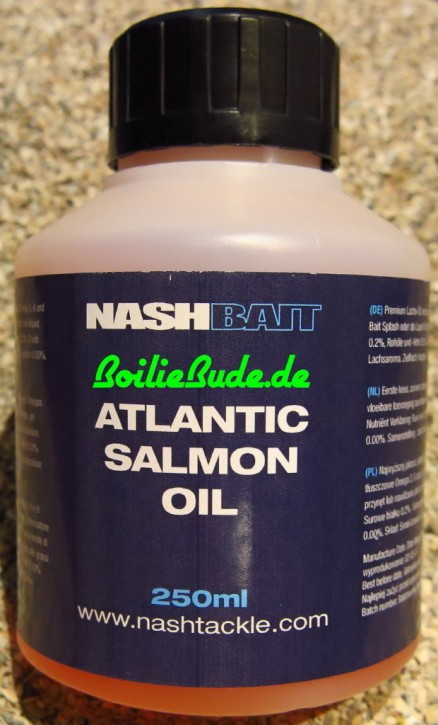 Nashbait Atlantic Salmon Oil 250ml