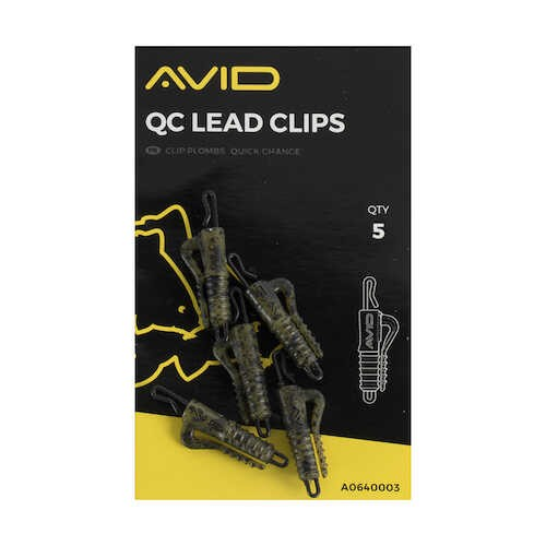 Avid Carp QC Lead Clip