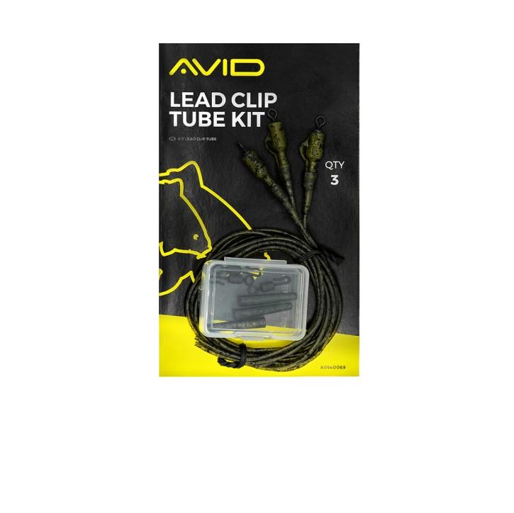 Avid Carp Outline Lead Clip Tube Kit