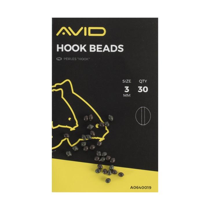 Avid Carp Hook Beads 3mm