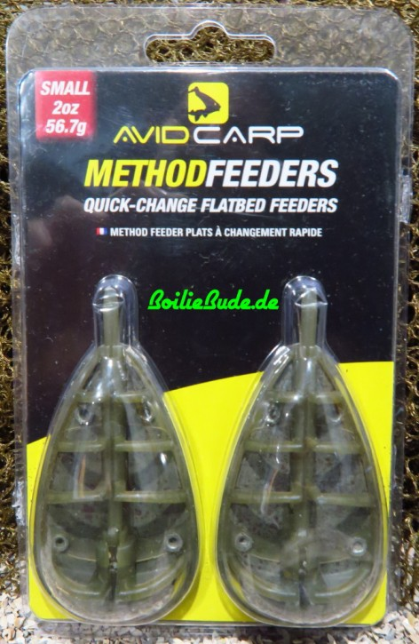Avid Carp Method Feeder Small 2oz
