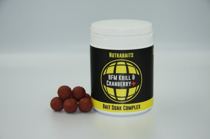 Nutrabaits BFM Cranberry & Krill Bait Soak Complex
