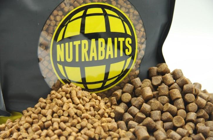 Nutrabaits BFM Cranberry & Krill Pellets, 1kg