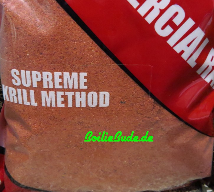 Bag`em Supreme Krill Method, 850gr