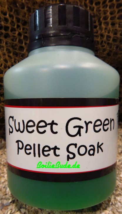 Bag`em Sweet Green Pellet Soak 250ml