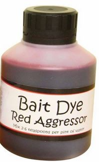 Bag`em Bait Dye Red Aggressor 250ml