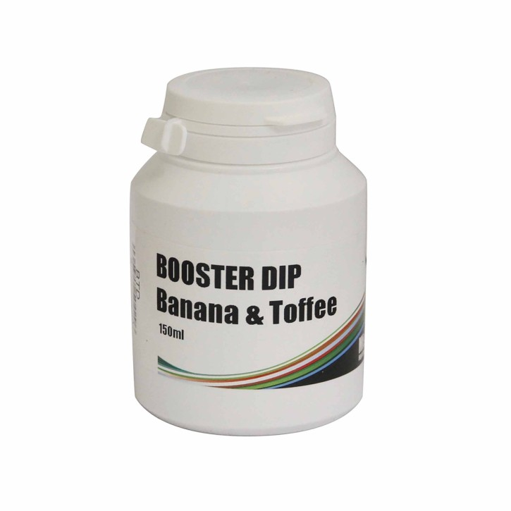 Mistral Baits Banana & Toffee Booster Dip 150ml