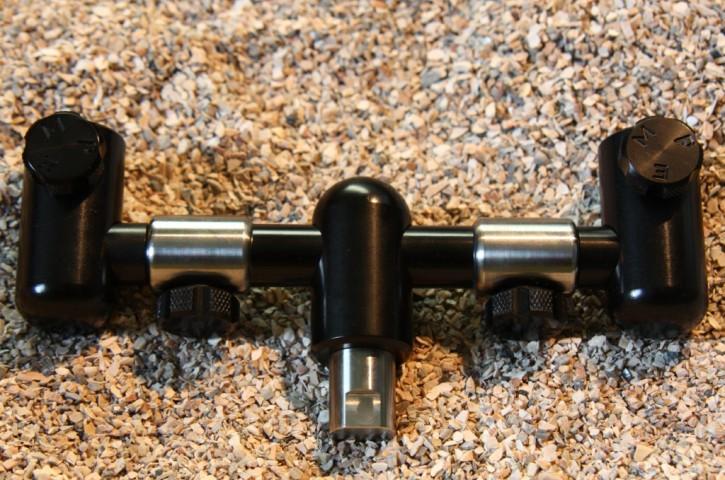 MPE-Tackle 2er Black BuzzerBar verstellbar