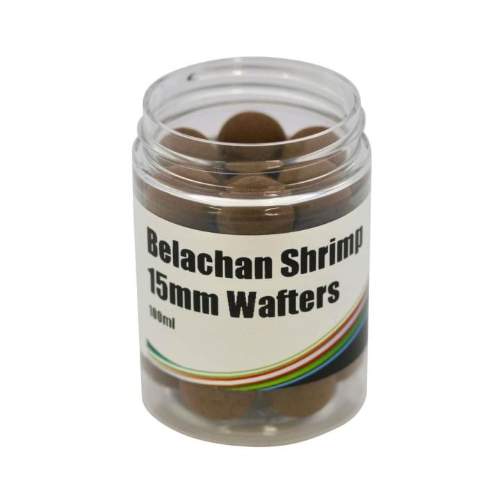 Mistral Baits Belachan Shrimp Wafters 15mm