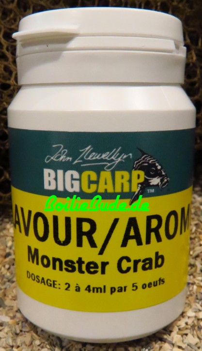 Big Carp Monster Crab EVO Flavour 100ml
