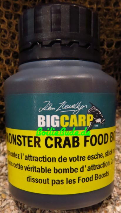 Big Carp Monster Crab EVO Food Boost 125ml