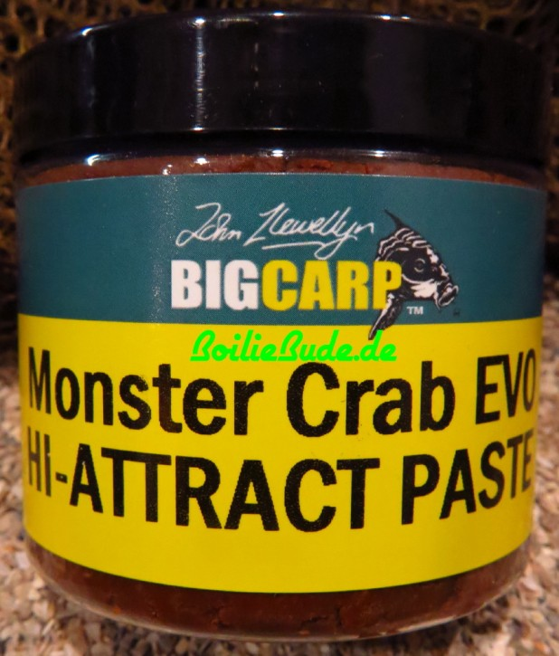 Big Carp Monster Crab EVO Boilie-Paste, 200gr.