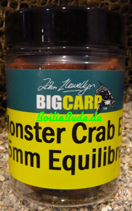 Big Carp Monster Crab EVO Wafter 15mm, 100ml