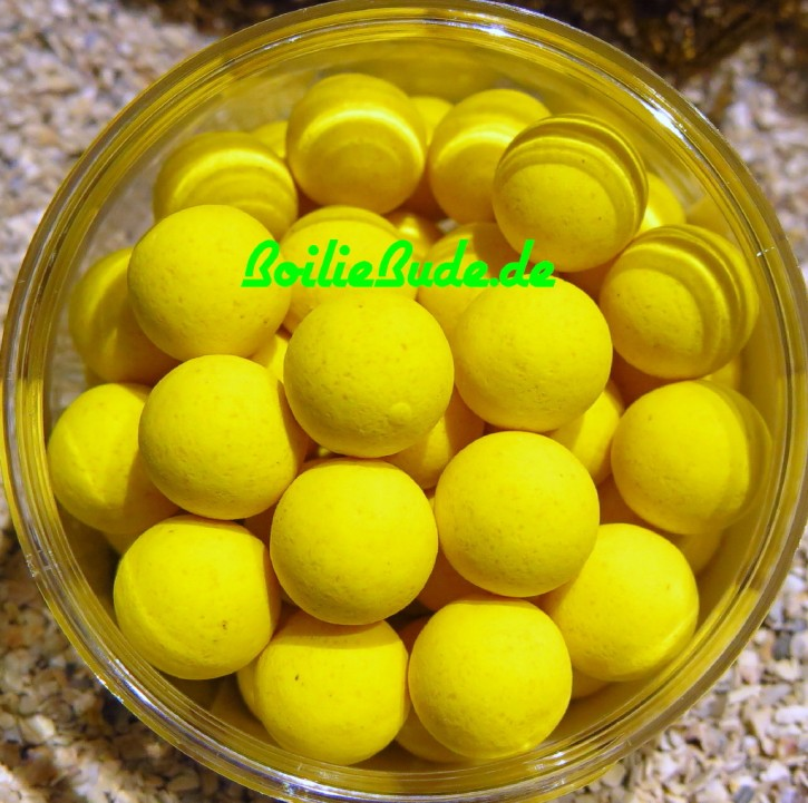 West Country Baits Bio Cream Pop Up 15mm Yellow