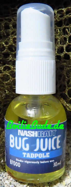 Nashbait Zig Juice Tadpole 30ml