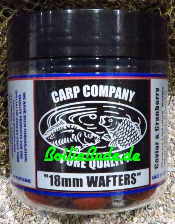 Carp Company Caviar & Cranberry Wafters 18mm