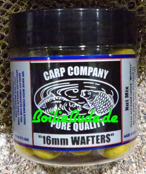 Carp Company Nut Mix Wafters 16mm