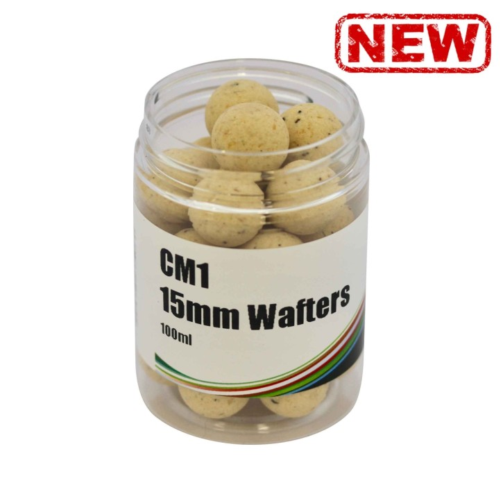 Mistral Baits CM1 Wafters 15mm