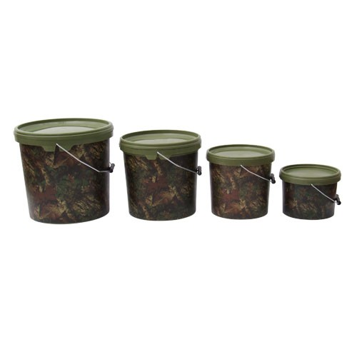 Gardner Tackle Camo Bucket X-Small, 2,5 Liter