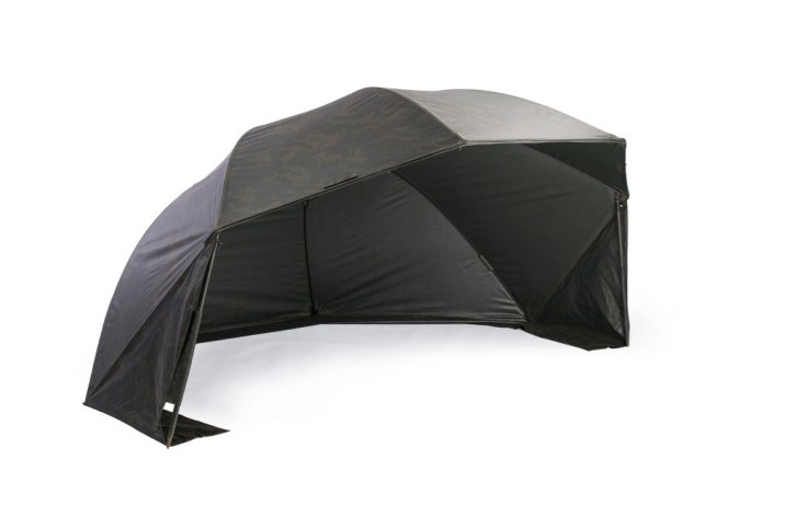 Nash Tackle Groundhog Camo Brolly, Sonderedition