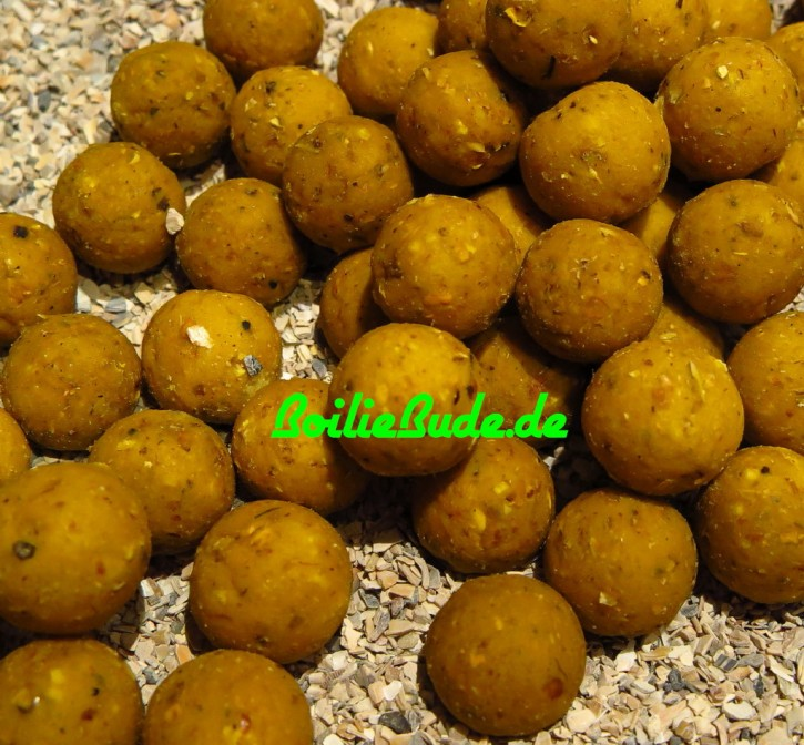 Nashbait Instant Action Candy Nut Crush Boilies 15mm, 1kg