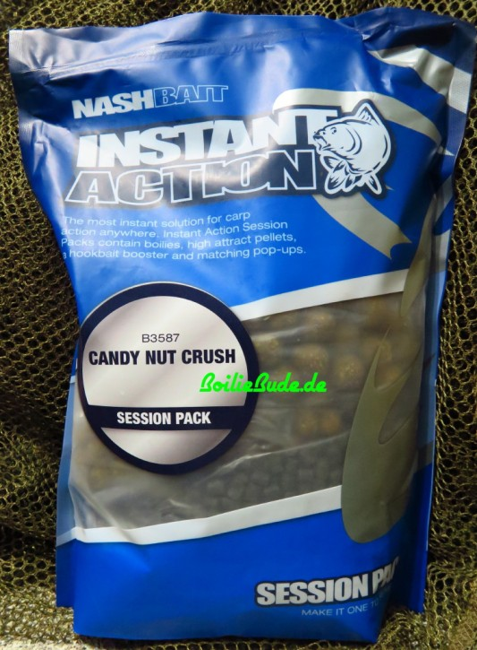 Nashbait Instant Action Candy Nut Crush Session Pack