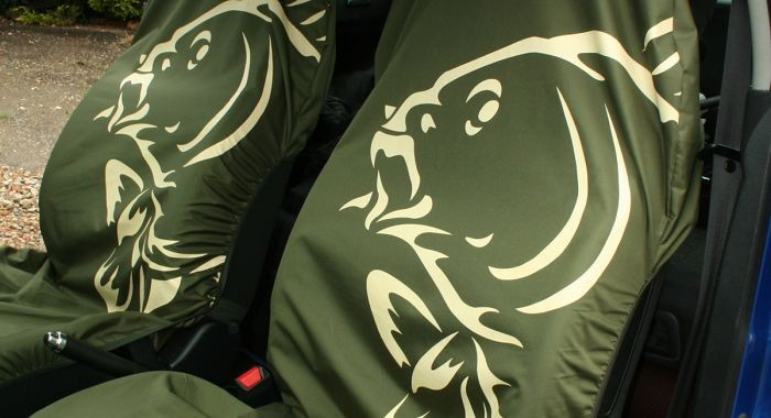 Nash Tackle Car Seat Covers (Paar)