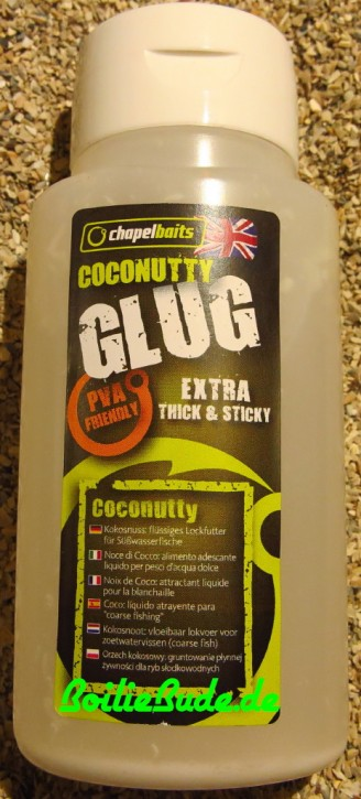 Chapel Baits Glugs Coconut 250ml