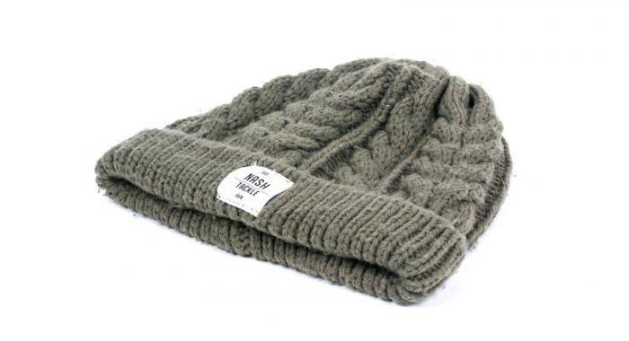 Nash Tackle Chunky Knit Beanie