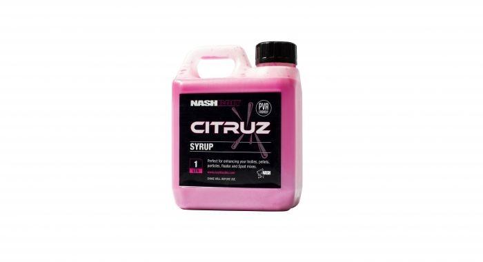 Nashbait Citruz Spod Syrup 1 Liter