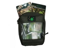 Thinking Anglers Clear Front Zip Bag