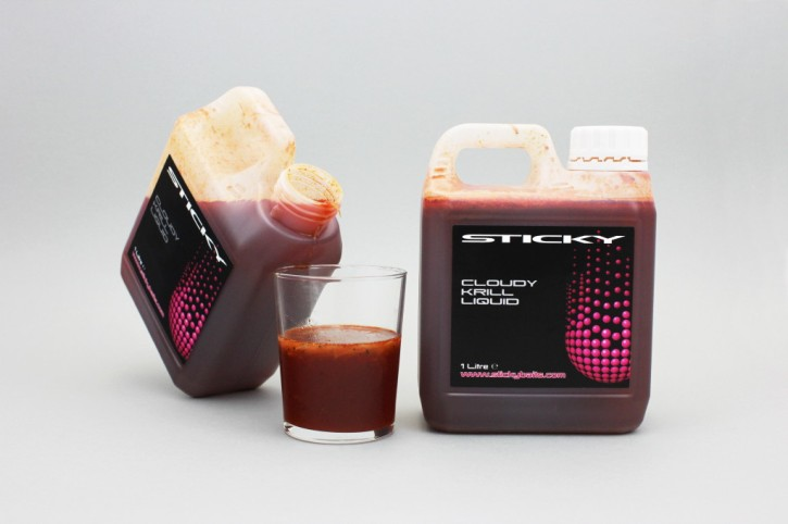 Sticky Baits The Krill Cloudy Krill Liquid, 1Liter