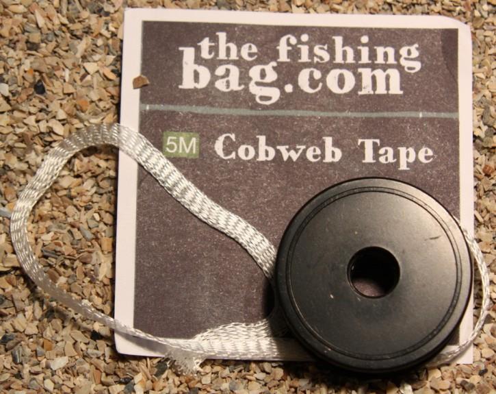"""""""The Fishing Bag"""" 5m Cobweb Tape"""