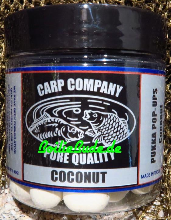 Carp Company White Coconut Dumbells 14mm x 18mm