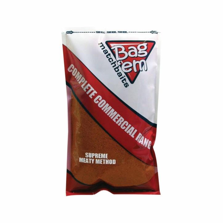 Bag`em Supreme Meaty Method, 850gr