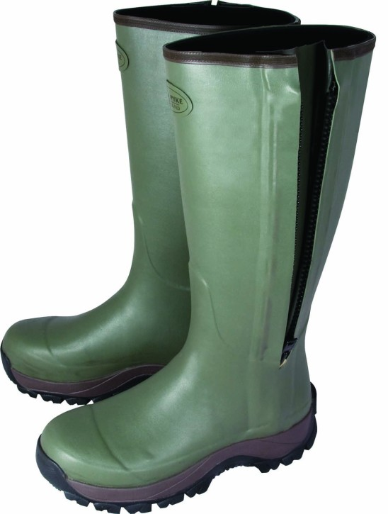 Jack Pyke Countryman Wellington Boot in grün